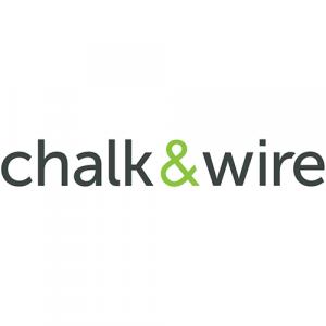 Chalk & Wire logo