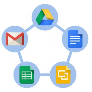 Google Apps logo