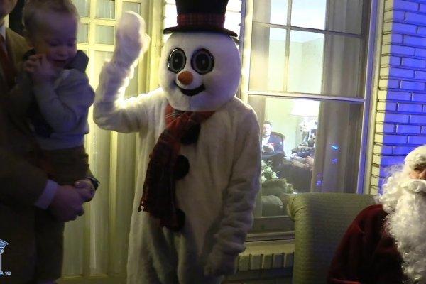 2018: Christmas Image