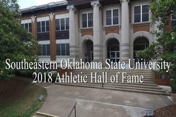 2018 Southeastern Athletics Hall of Fame Ceremony Image