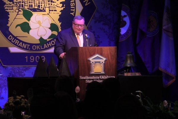 2017 Distinguished Awards Banquet Image