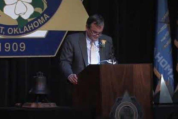 Distinguished Awards Banquet 2014 Image