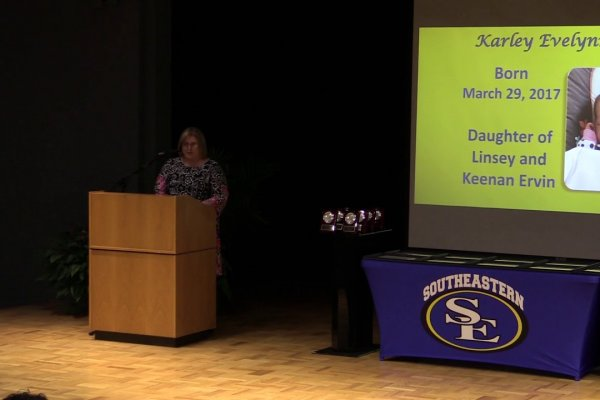 2017 Faculty Staff Recognition Ceremony Image