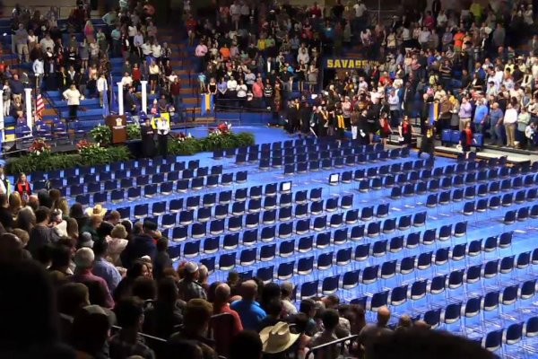 Southeastern Oklahoma University Spring 2019 Morning Ceremony Image