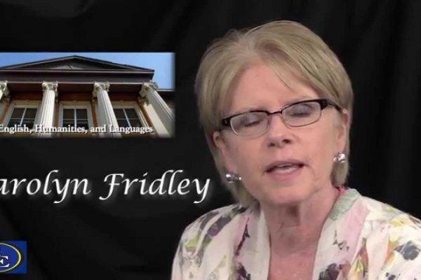 Mrs. Carolyn Fridley Image
