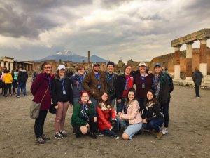 honors program travel