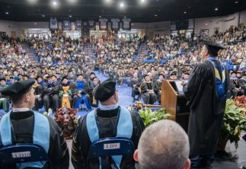 Spring Commencement held at Southeastern Thumbnail