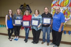 Southeastern Staff Association presents annual awards Thumbnail