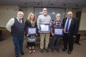 Faculty Senate presents Recognition Awards for Excellence Thumbnail
