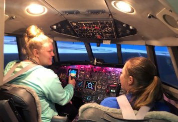Southeastern receives Aeronautics Commission grant for 2020 Take Flight Aviation Academy Thumbnail