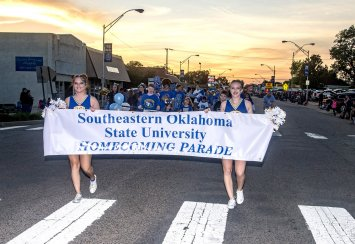 Award recipients announced for  Southeastern Homecoming October 24-26 Thumbnail