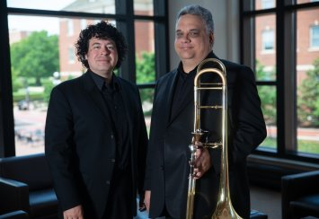 Paul Compton and Michael Schneider  duo to perform at musical arts concert Oct. 1 Thumbnail
