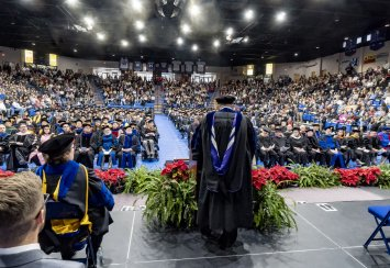 Southeastern celebrates Fall Commencement Thumbnail