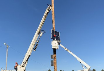 New outdoor storm siren installed at McCurtain County campus Thumbnail