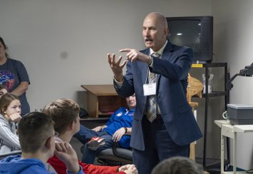 Southeastern hosts Career Day for eighth-graders Thumbnail