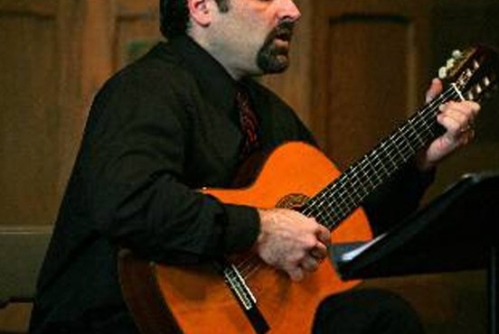 Brian Nedvin to present lecture-recital on music and the Holocaust Thumbnail