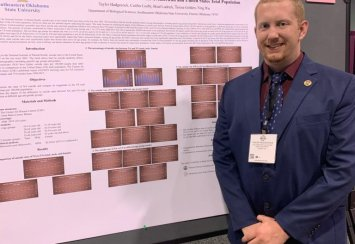 Southeastern senior selected to represent University at Research Day Thumbnail