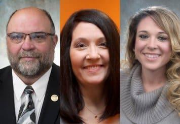 Faculty Senate Awards presented at Southeastern Thumbnail