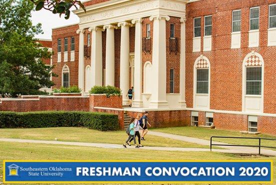 Freshman Convocation 2020 Thumbnail