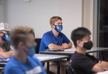 Southeastern begins fall classes today; enrollment continues through Friday Thumbnail