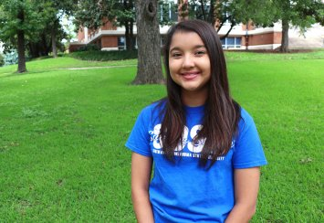First-generation student from small-town Texas finds perfect fit at Southeastern Thumbnail