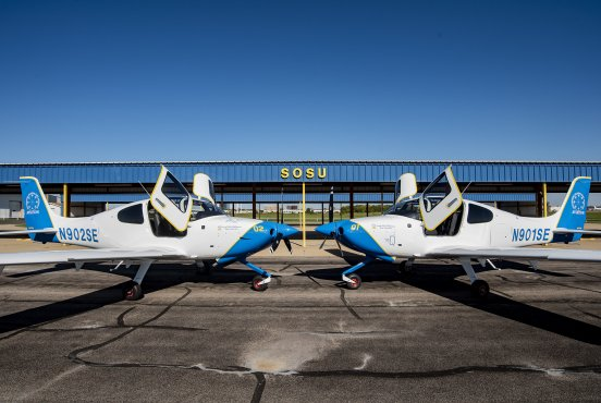 Southeastern aviation adds to fleet with two new Cirrus Aircraft Thumbnail