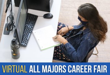 Virtual All Majors Career Fair Thumbnail