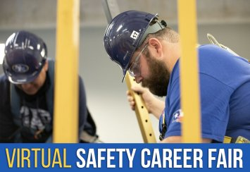 Virtual Safety Career Fair Thumbnail