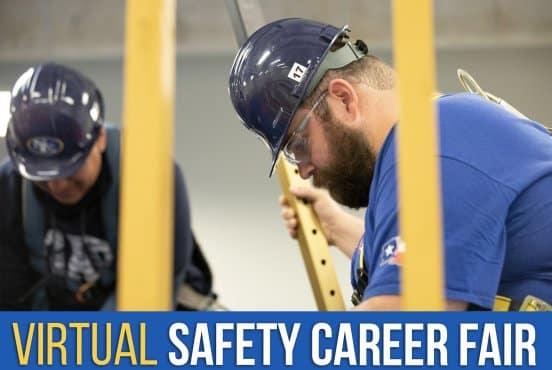 Virtual Safety Career Fair Thumbnail