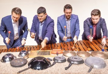 Southeastern Musical Arts Series – Orphic Percussion Ensemble Thumbnail