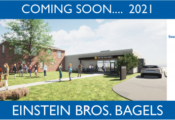 Einstein Bros. Bagel shop coming to Southeastern campus in 2021 Thumbnail