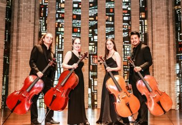 Musical Arts Series – RADIX Cello Quartet Thumbnail