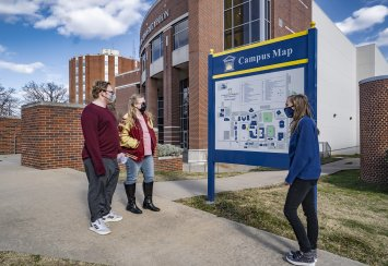 Southeastern offering campus tours to prospective students Thumbnail