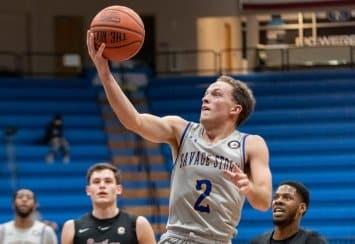 Men's Basketball vs. Oklahoma Baptist Thumbnail