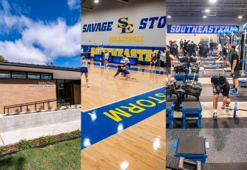 With record enrollment, Southeastern moves  forward with new and improved facilities Thumbnail