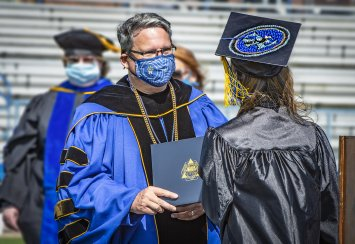 In-person commencement held at Southeastern Thumbnail