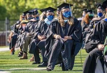Summer Commencement scheduled for July 30-31 Thumbnail