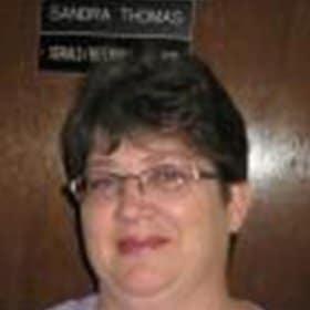Thomas, Sandra Bio Image