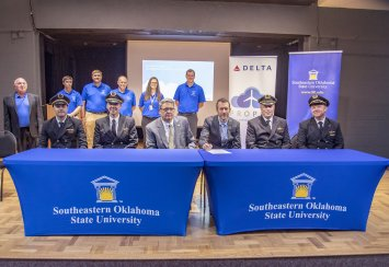 Delta launches new Propel College Career Path partnership with Southeastern Oklahoma State University Thumbnail