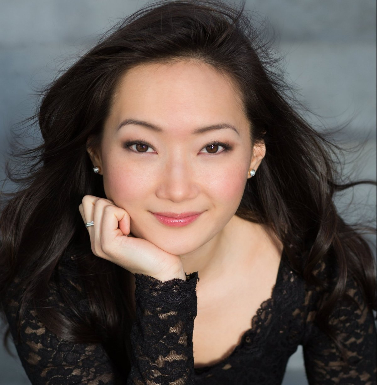 Eunice Keem, violin banner
