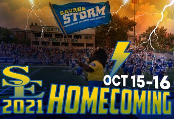 Southeastern announces schedule of activities for October Homecoming Thumbnail