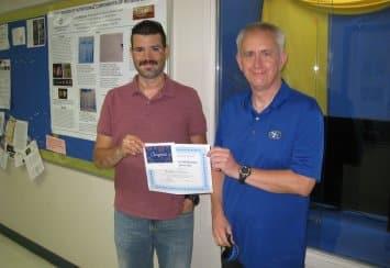 Robert Pierce named Top General Chemistry Student for 2021 Thumbnail