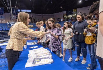 Texoma College Fair attracts 225 high school students Thumbnail