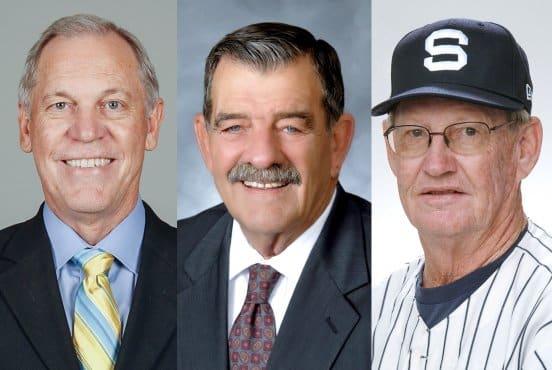 Distinguished Alumni have 'sporting look' at SE Thumbnail