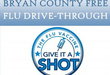 Bryan County Free Flu Drive-Through Thumbnail
