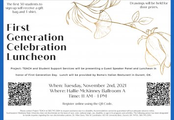 First Generation Celebration Luncheon Thumbnail